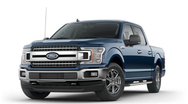 New 2019 Ford F-150 XLT Truck SuperCrew Cab Missoula, MT